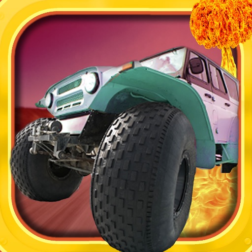 Monster Highway Adrenaline - Xtreme Driver Bes iOS App