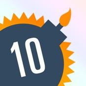 益智小游 – 等于10 – Equal 10 [iPhone]