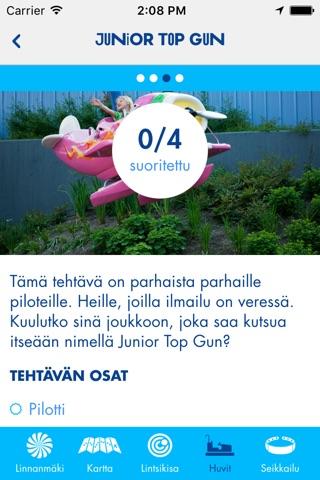Linnanmäki screenshot 2