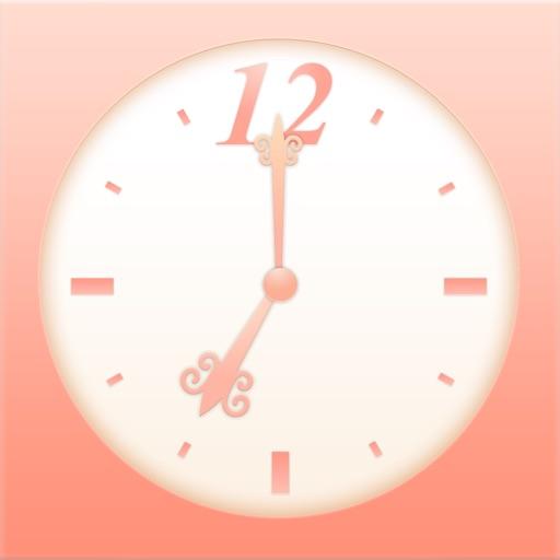 あさとけい - 遅刻解消無料アラーム - 天気も見れるかわいい音楽目覚まし時計