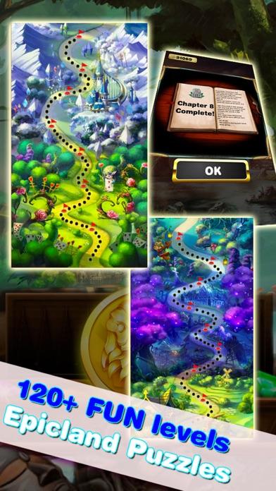Super Gem Quest - Gem & Diamond Match 3 Crush Mania (Make Big Blast of 2016) screenshot two