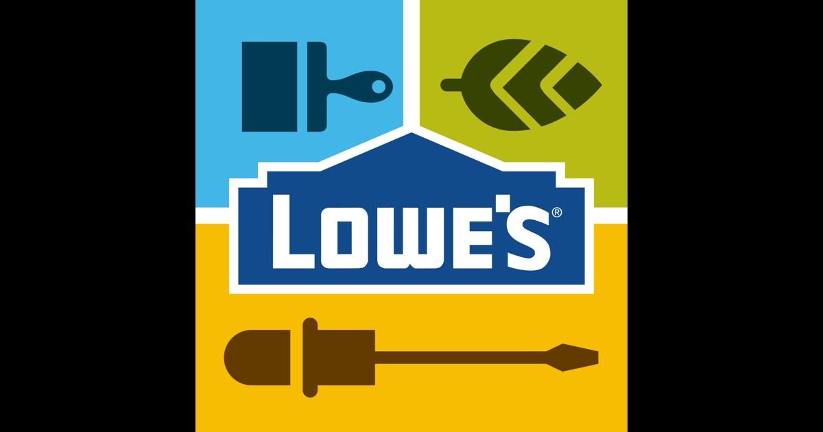 Lowe 39 s creative ideas on the app store - Lowes creative ideas app ...