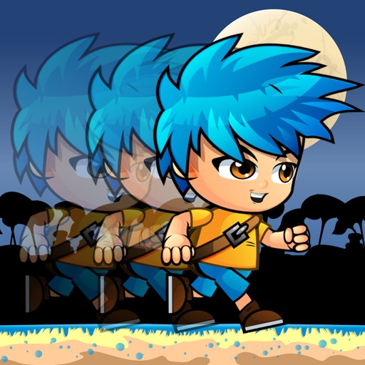 Running Boy Game iOS App