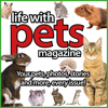 Life With Pets Magazine - The lifestyle pet magazine for all animal lovers