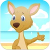 Kangaroo Beach Adventure