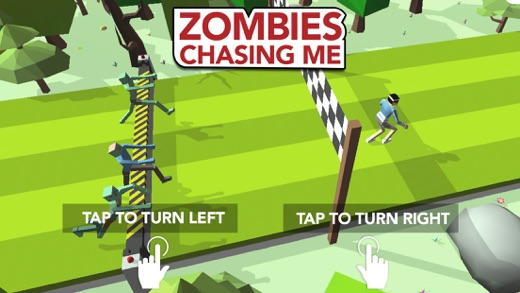 Zombies Chasing Me Screenshot