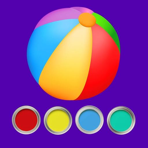 Раскраски и рисование для малышей HD - бесплатные детские развивающие игры и раскраска для маленьких детей мальчиков и девочек бесплатно