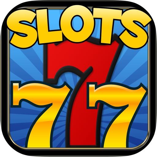 A Aaron Super Luck Slots IV iOS App