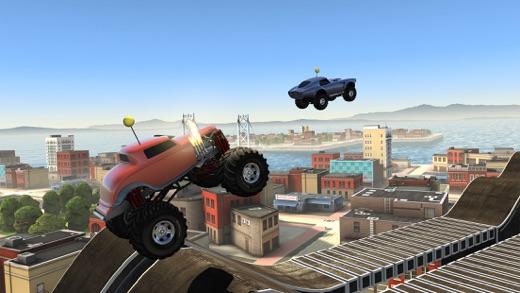 MMX Hill Dash Screenshot