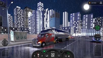 Truck Simulator PRO 2016 screenshot1