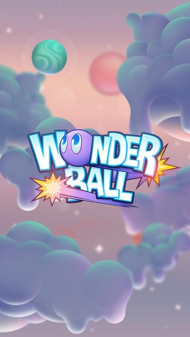Wonderball - One Touch Endless Ball Arcade Action Screenshot