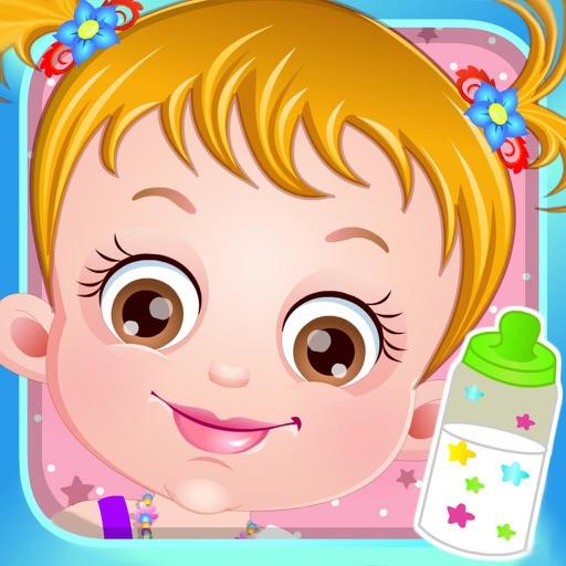Baby Hazel Twins Babysitter iOS App