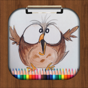Drawing Pad - Drawing, Sketch, Sketchbook, Sketch Pictures, Drawing for kids icon