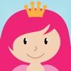 Princess Matching Games for Kids - Match Up 2 Beautiful Princess Cards princess