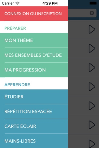 French | Romanian - AccelaStudy® screenshot 1