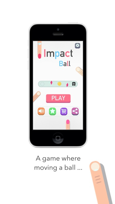 Impact Ball Screenshot