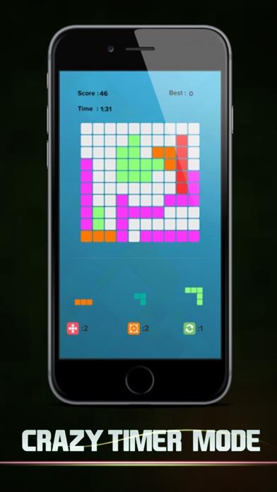 Кирпичи Блок логики: Сетка игра-головоломка Screenshot