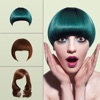 Insta Hair Style Salon -Try On Wig & Face Makeup Recolor Booth