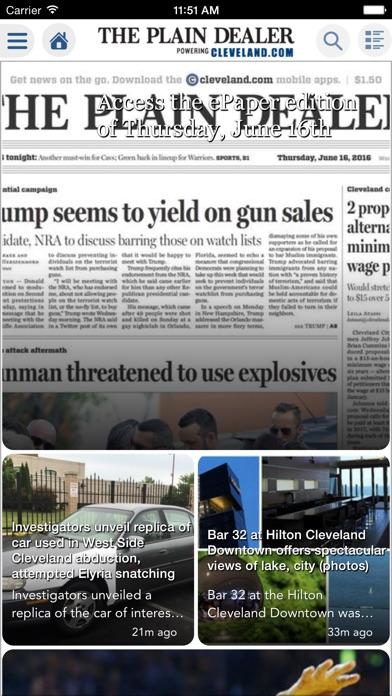 The Plain Dealer review screenshots