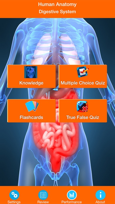 Human anatomy apps android