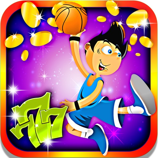 Five Player Slots: Be the free thrower specialist and win the magical championship iOS App