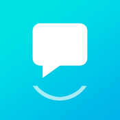 Smiley Private Texting - send private sms messages from a free new number icon