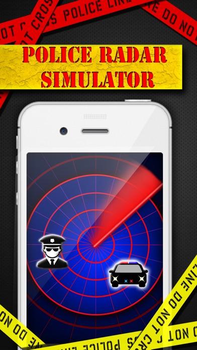 Police Scanner simulator prank Detective Pack Police
