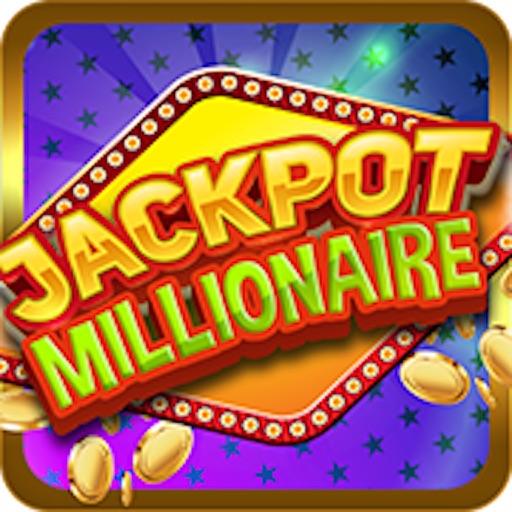 Free Slots Casino - Jackpot Millionaire - Play Vegas Slot Machines to Hit Huge Jackpots iOS App