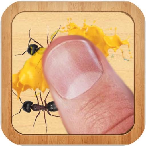 Tap Ants: Kids Game Drop iOS App