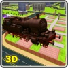 Steam Train 2016 – A Flying Train Conductor World of Supertrains and Skydiving Locomotives