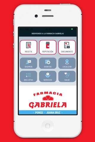 Farmacia Gabriela screenshot 1