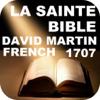 FRENCH BIBLE LA SAINTE BIBLE DAVID MARTIN 1707