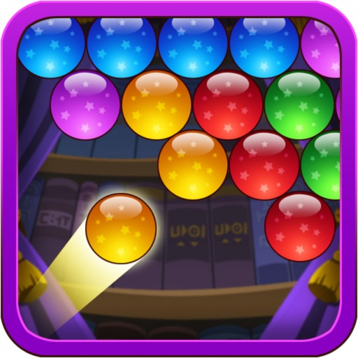 Animal Bubble: Poping Ball iOS App