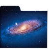 Universe Folder: Change your folders look to an universe theme