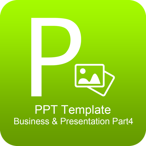 PPT Template (Business & Presentation Part4) Pack4