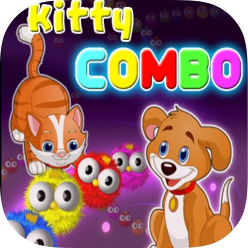 Kitty Combo Mania iOS App