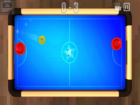 Air hockey hero Screenshots