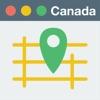 QuickMap Canada