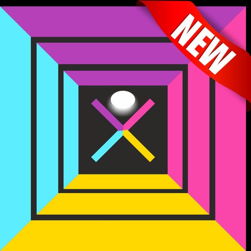 Ping Pong Color Ball Jump iOS App