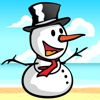 Snowman in Summer - The Jumping Fellow Adventure Game Paid
