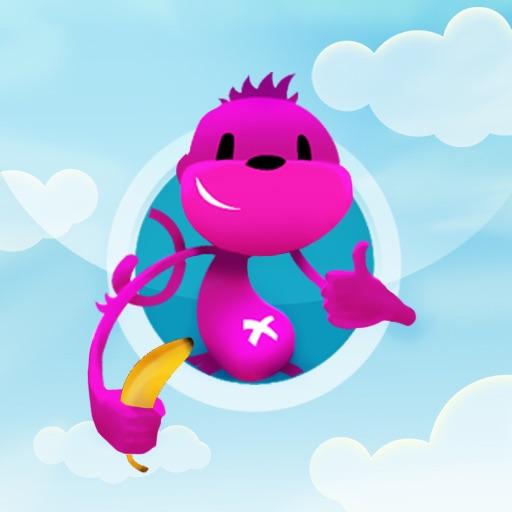 Jumpy Monkey iOS App