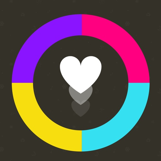 Color Switch 2 : update version - happy jump change match wheel 3 Games ! iOS App