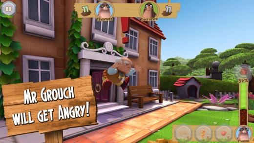 Mr. Grouch's Lawn Invasion Screenshot