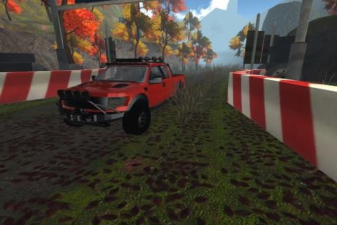 3D 4x4 Off-Road Truck Racing - Extreme Trials Real Driving Simulator PRO screenshot 3