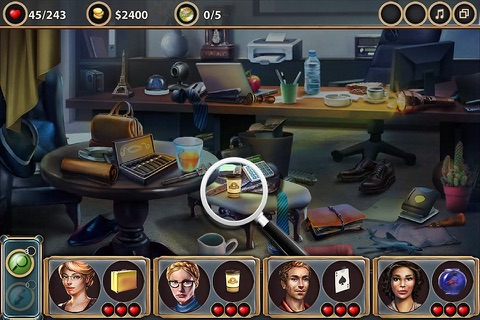 The Famous Fraudster- Hidden Object Game screenshot 2