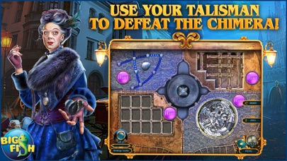 Chimeras: The Signs of Prophecy - A Hidden Object Adventure (Full) screenshot 3
