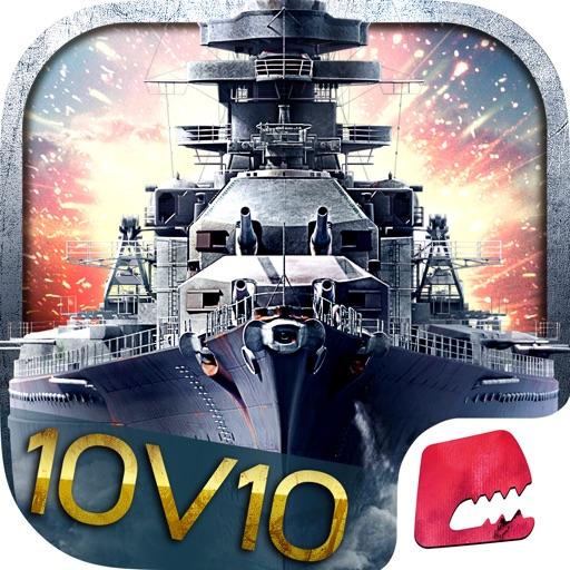 巅峰战舰-10v10次世代TPS竞技手游,SNH48五人代言二战风云超级海战手游