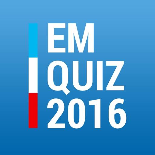 EM Quiz 2016 iOS App