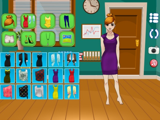 Makeup and dress up games for free