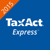 TaxACT Express - File Your 2014 IRS & State Taxes Free icon